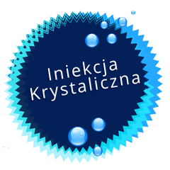 iniekcja krystaliczna
