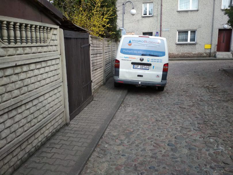 Osuszanie łazienki w Oleśnicy