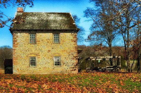 wilgoć w domu na jesień